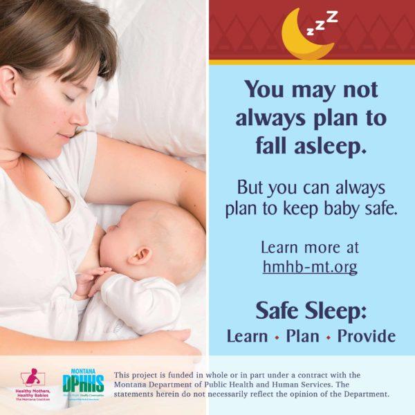 FB safe sleep ad option: You may not always plan to fall asleep.